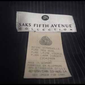 Saks Fifth Avenue Jackets & Coats - Saks Fifth Avenue Blazer